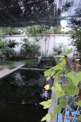 Quiet sanctuary with pool & garden2 - Preah Sihanouk - Villa