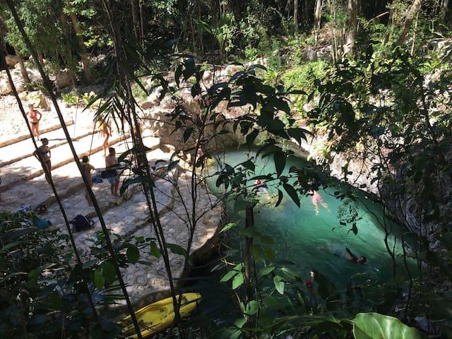 LOFT 5 (Cenotes Casa Tortuga Tulum)