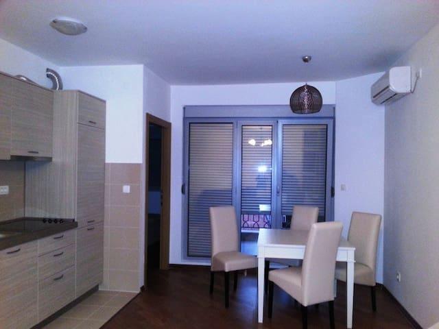 Квартира в Петроваце в 20 метрах от пляжа - Petrovac - Apartamento