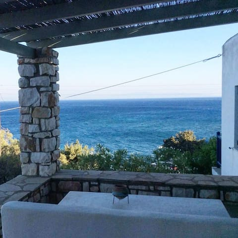 Beautiful Villa in Piso Livadi, Paros