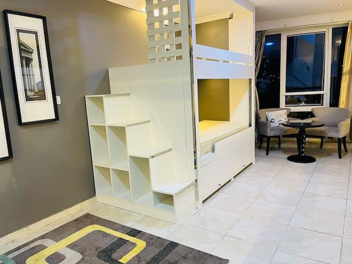 Urban Hostel Bed in Female Dorm 4