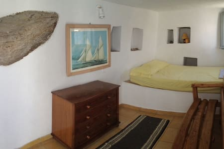 Small Independent Guest House in Apollonia, Sifnos - Apollonia - Chatka
