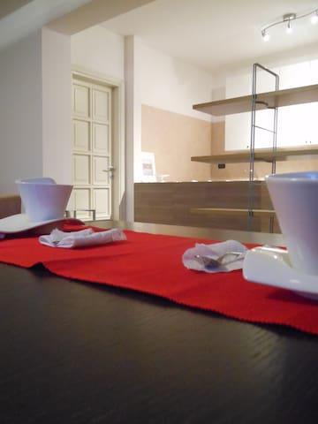 MARE  CAMPAGNA  Alloggio e giardino - Termoli - Apartment