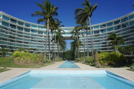 Beachfront Apartment - San Juan de Abajo - Appartement