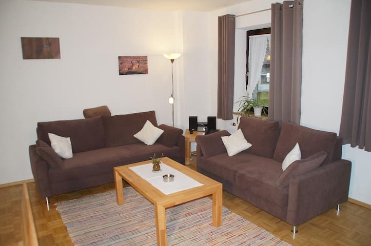 Ferienappartements Fam. Haselberger (Mauth), 'Reschbachklause'  - großzügiges Familien- Appartement