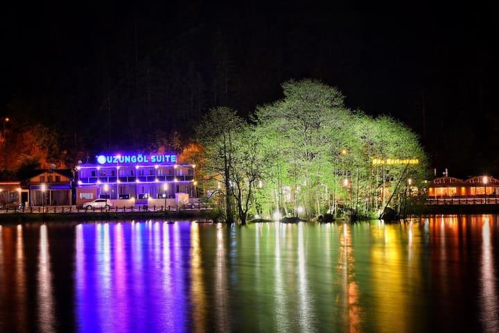 1+1 أوزنغول  فندق Trabzon Uzungöl Hotel