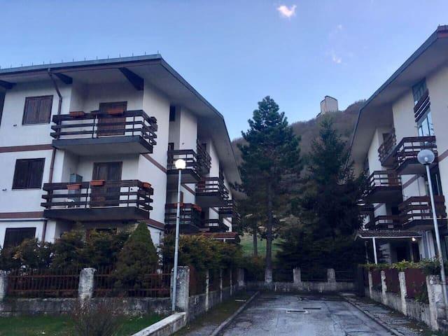 Appartamento Il Fiocco di Neve - Roccaraso - Flat