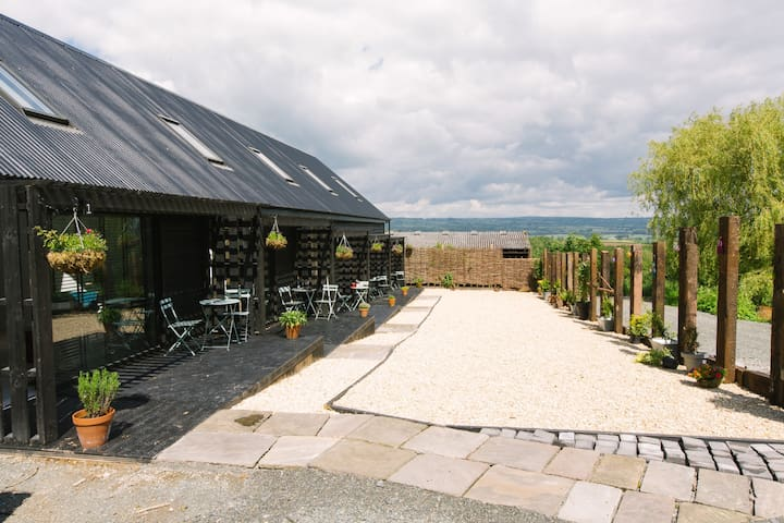 Westbrook Court b&b, nr Hay on Wye - Hay-on-Wye