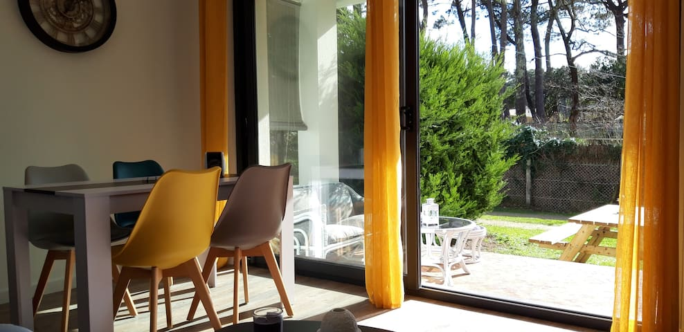 """Appartement Mimizan plage  """"les tourterelles"""""""