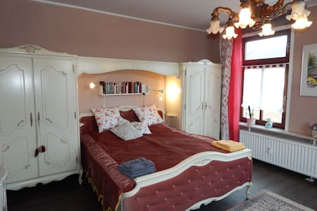 Romantisches Zimmer im grünen Herzen Dithmarschens