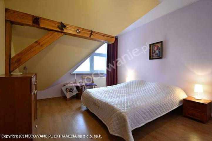 Heather bedroom with bathroom - Wroclaw - Dům