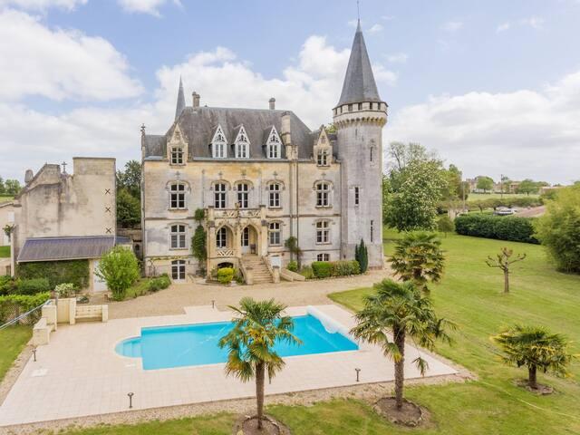 Château Borgeat de Lagrange - Chambre Civelles