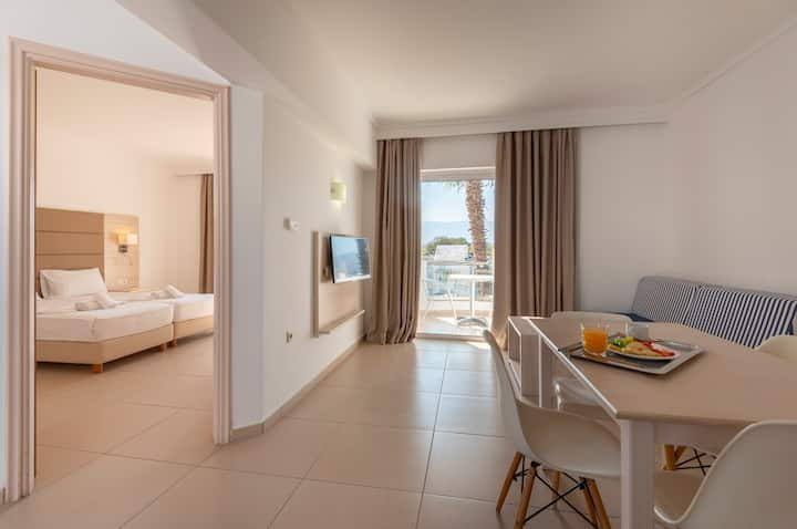 One bedroom apartment (42-48m2) / 4 persons