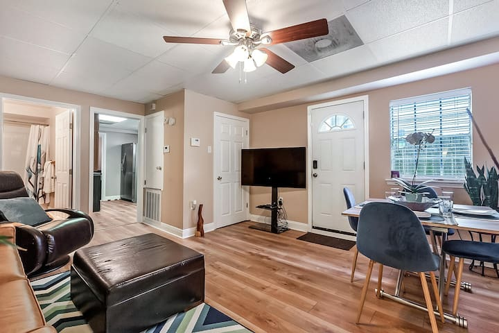 Beautiful Apt- 15 min. from Bourbon St. and FQ