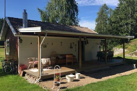 Retro house near sea - Uddevalla V