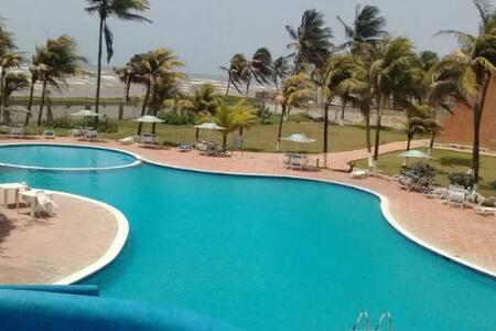Apartamento con acceso a la playa / 0426 9075522