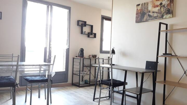 ★ Studio Centre ville ★ Pradines ★