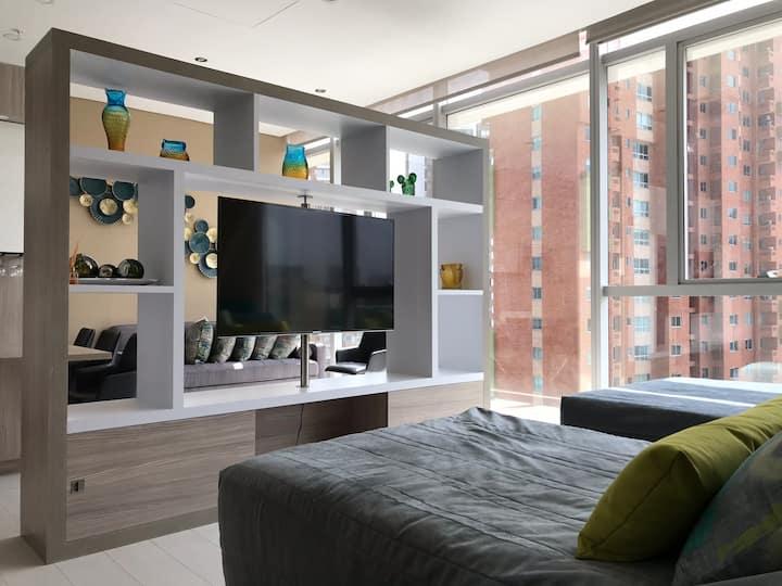 Apartamento Suite De Lujo en Norte de Barranquilla