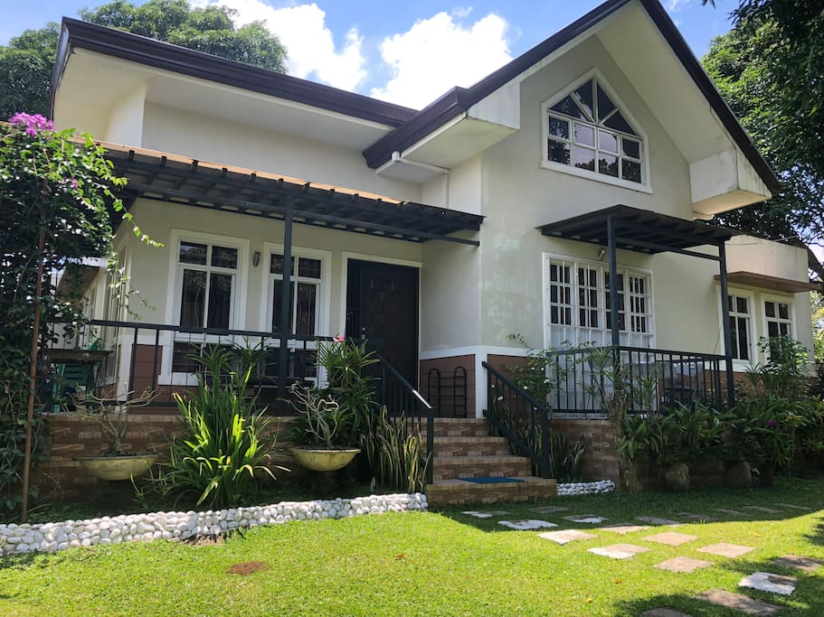 Our beautiful home in Tagaytay City!
