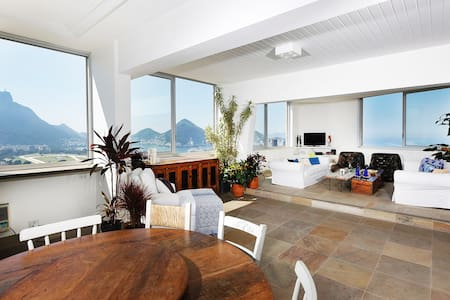 The VIEW of RIO! Discounts for lease until Dec/20