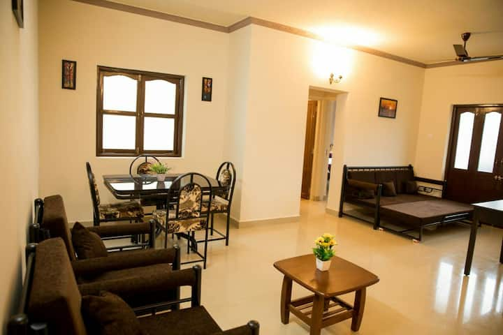 Cozy 1bhk close to Baga 205#
