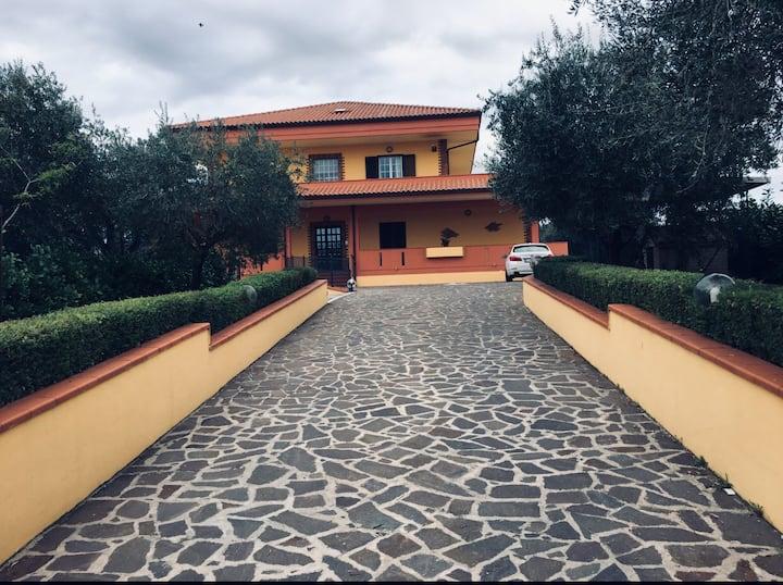 Villa Met