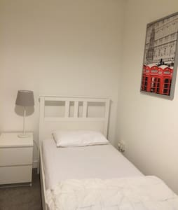 Basic Single Room for 1 CentrLondon - London - Apartment