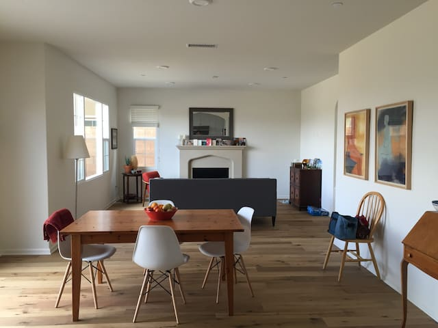 Tranquil Room with Mountain Views - Irvine - Rumah
