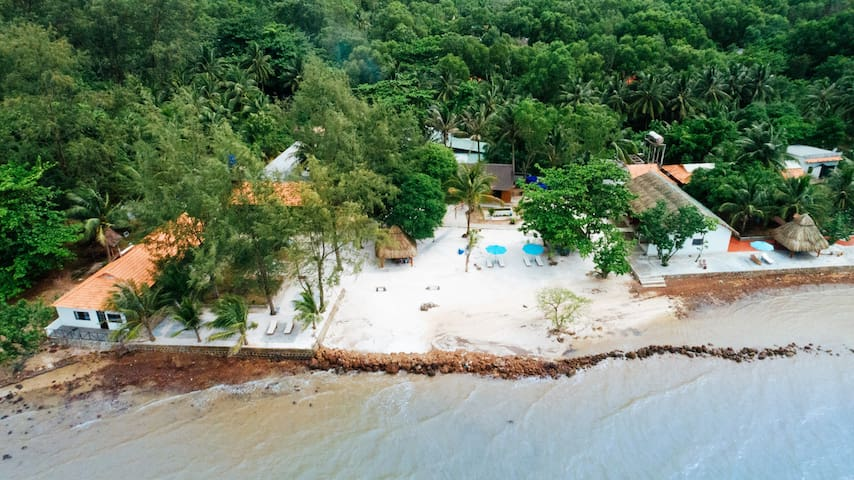 Capella Resort Phu Quoc - Double bed & Breakfast