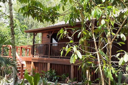 Tree Tops Cabin - Better In Belize Eco Community - Benque Viejo Del Carmen