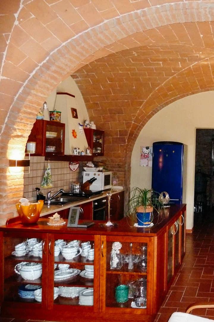 Our kitchen - Notre cuisine