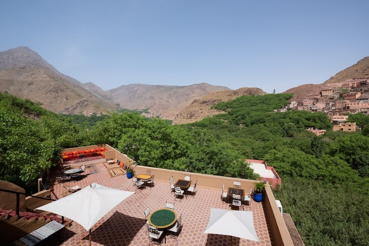 Atlas Mountains Riad Oussagou