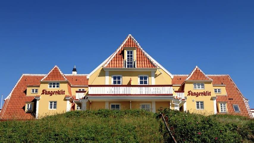 wonderful place in Denmark - Gl Skagen havudsigt - Skagen - Appartement