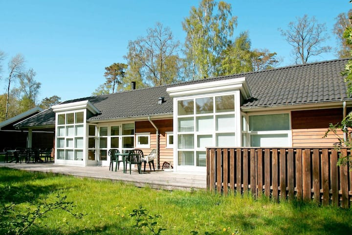 Quaint Holiday Home in Hasle Bornholm with Barbecue