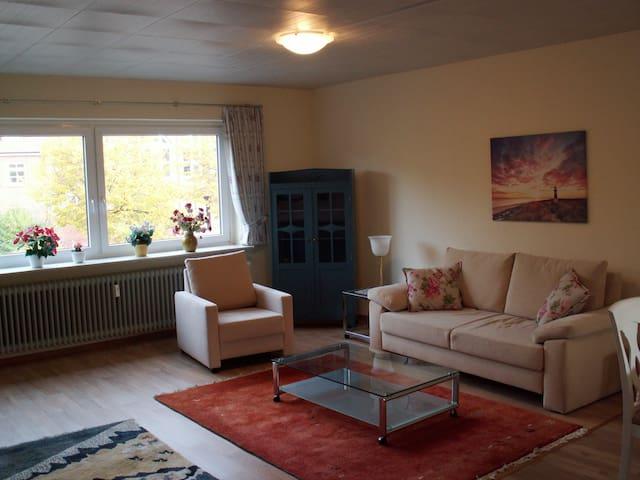 Wohnung im Zentrum von Leck - Leck - Apartment