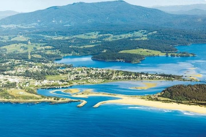 Dalmeny near Narooma accommodation. - Dalmeny