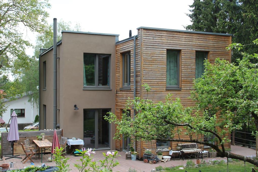 gem tliches einfamilienhaus am rande von berlin h user. Black Bedroom Furniture Sets. Home Design Ideas