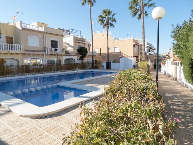 Bienvenido a mi casa / Playa Flamenca / la Zenia