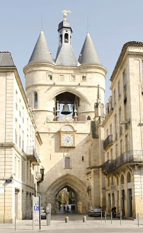 Bordeaux, la grosse cloche