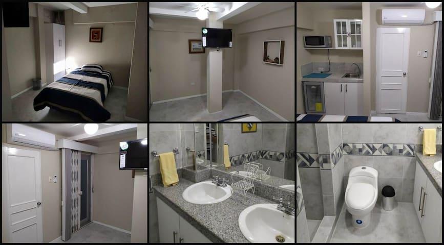 Mini suite para ejecutivos en Urdesa