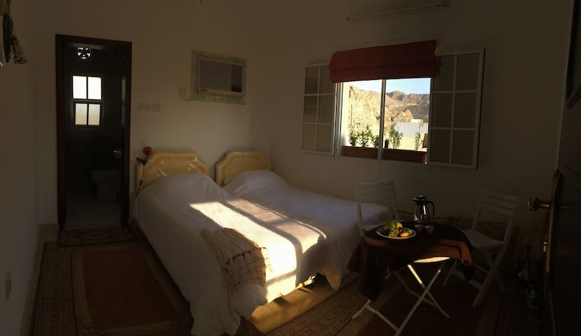 Your Rooftop Terrace Bedroom with your own Bathroom