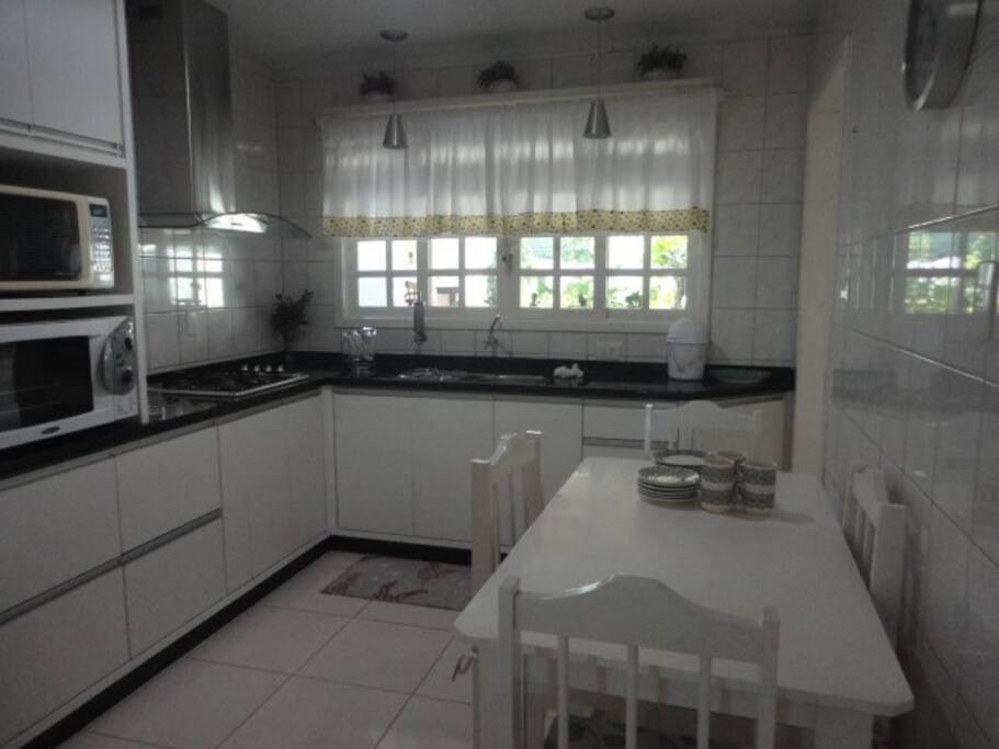 cozinha super completa
