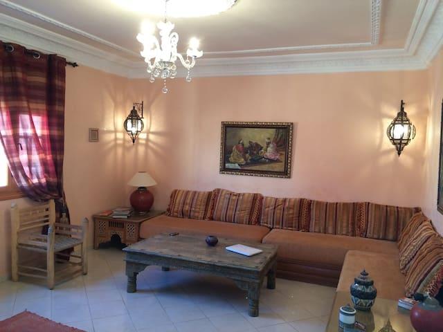 Super Appartement à 10 mn du centre d'EL JADIDA - El Jadida - Appartement