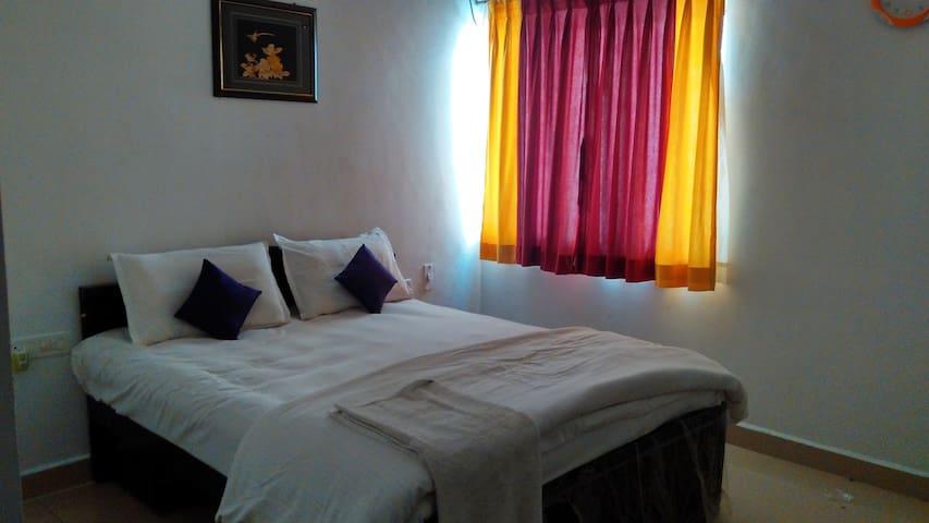 Luxury Apartment near Vandalur/SRM University - Kanchipuram - Appartement