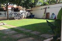 Casa Sabiá - Suíte 1