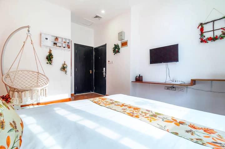 青岛大学 精装小公寓