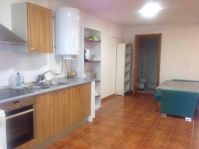 Apartamento en caserio
