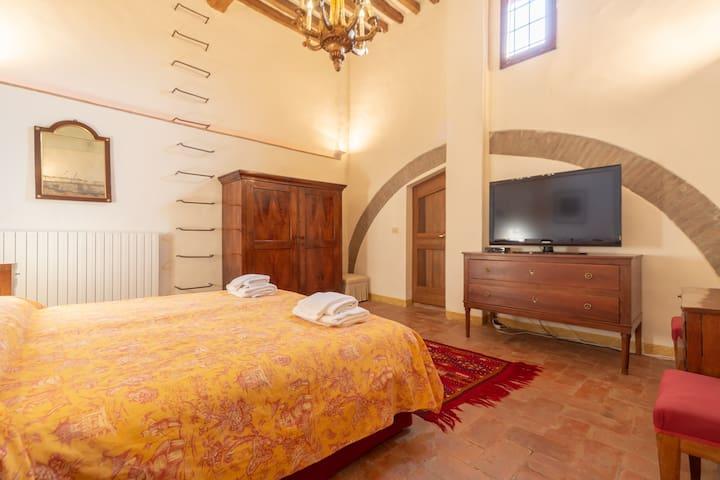 Ca' Palazzo Malvasia -Camera Matrimoniale Superior
