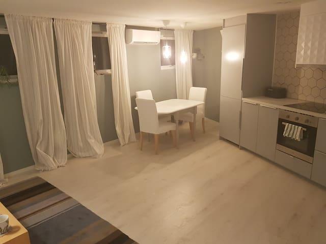 Sjarmerende leilighet for to