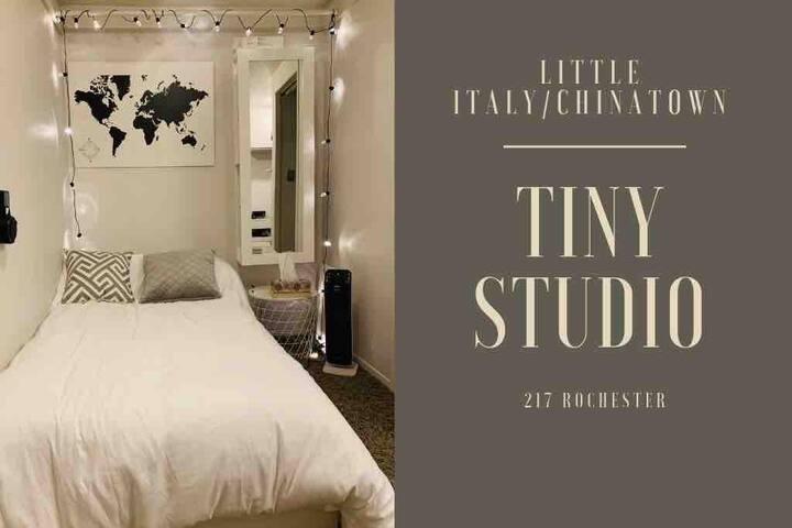 Tiny Studio - Minimalist style - Downtown